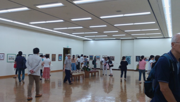 """NITTOTEN"" ArTTurkey Japan 2017 Exhibition – ""NITTOTEN ArTTurkey Japan 2017 Sergisi"