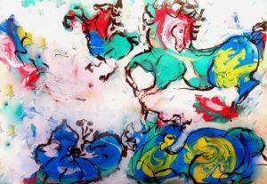 AIDA ARGHAVANI HASIRCI / Atlar Diyarı    (Size F10)