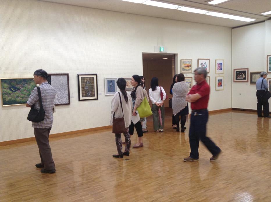 """""""NITTOTEN"""" ArTTurkey Japan 2016 Exhibition"""