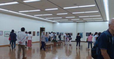 """""""NITTOTEN"""" ArTTurkey Japan 2017 Exhibition"""